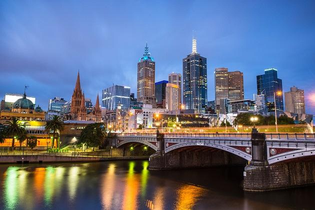 Đi Melbourne