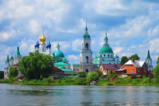 Top những dòng sông lớn nhất nước Nga