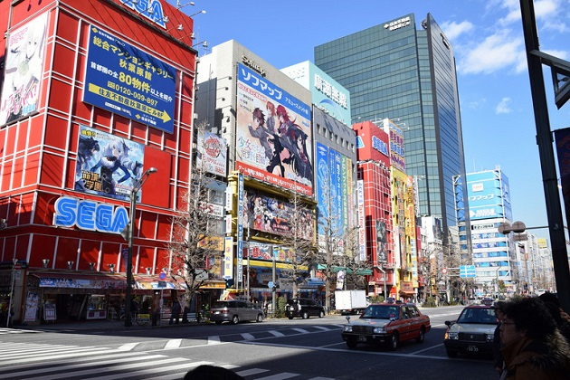 Khám phá những trung tâm mua sắm bậc nhất Tokyo