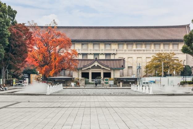 Bao tang QG Tokyo