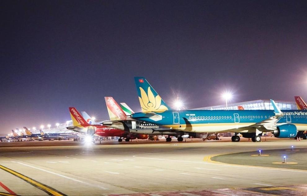 Lịch các chuyến bay quốc tế về Việt Nam