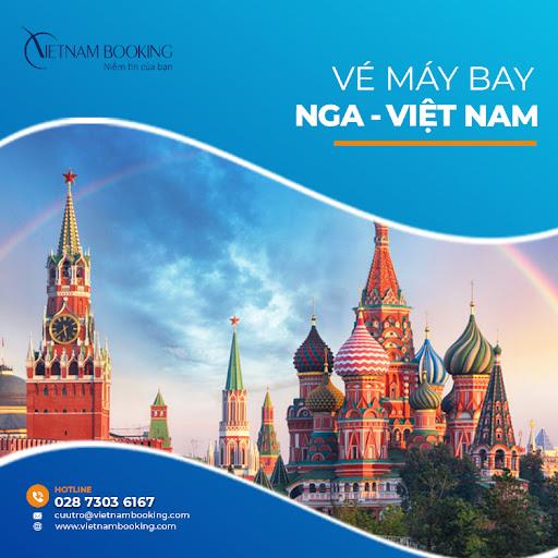 Đã Có Chuyến Bay từ Nga về Việt Nam [Đừng Bỏ Lỡ]